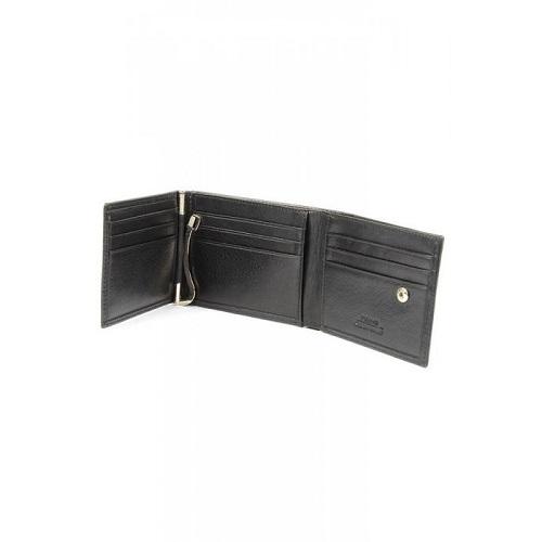0931-1 Портмоне KARYA 11*8*1,5 см. черн.