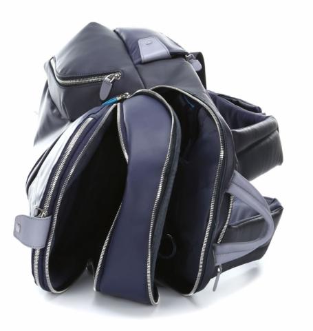 CA2943OS/BLU2 Рюкзак  Piquadro Coleos синий 28,5x42,5x17см