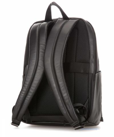CA3214UB00/N Рюкзак Piquadro черный 39,5x29x15см