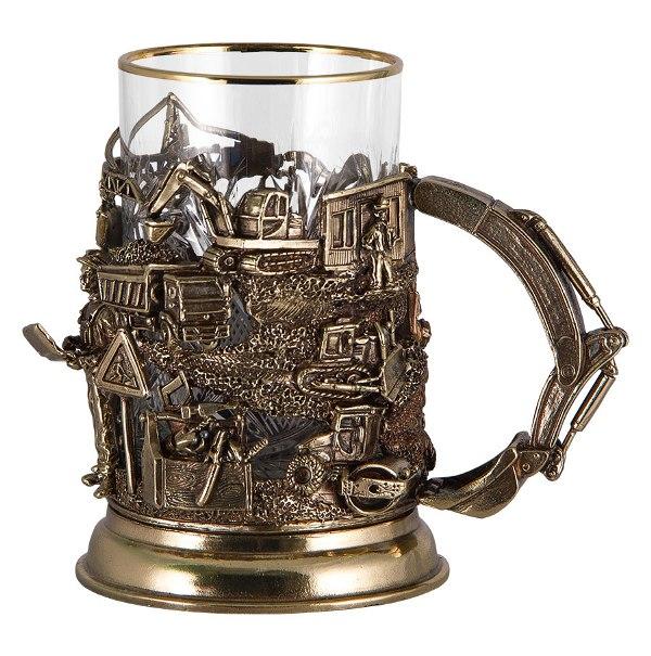 """Подарочный набор для чая """"Строители"""" - 336ДФ-ПДКО"""