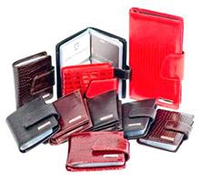 Портмоне, бумажники, кошельки
