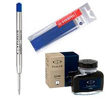 Расходные материалы и аксессуары для ручек