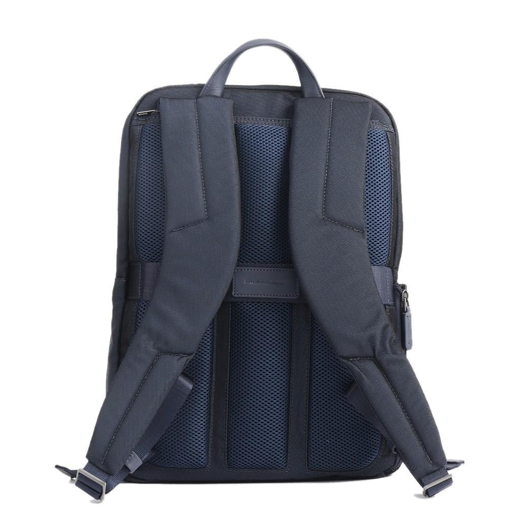 CA4918S107/BLU Рюкзак мужской Piquadro Tokyo синий натур.кожа