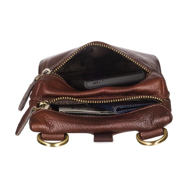 Др. Коффер 6551-21-09 сумка через плечо 15x20,5x3см