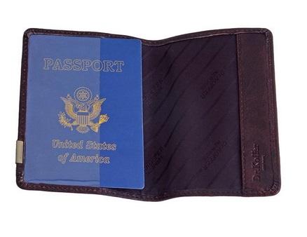 Др. Коффер X244512-02-09 обложка для паспорта 13х5х9,5см