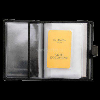 Др. Коффер X267921-01-04 обложка для паспорта 13,5х10см