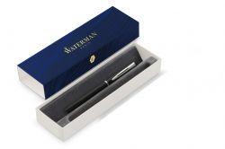 2068196 Ручка перьевая Waterman Graduate Allure черный  F сталь нержавеющая подар. кор.