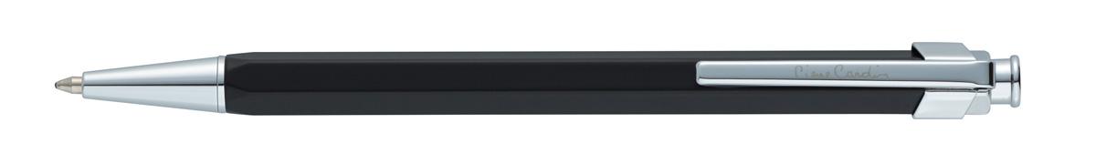 PC1920BP Ручка шариковая  Pierre Cardin Prizma корпус латунь с лакированным покрытием, хром,сталь.