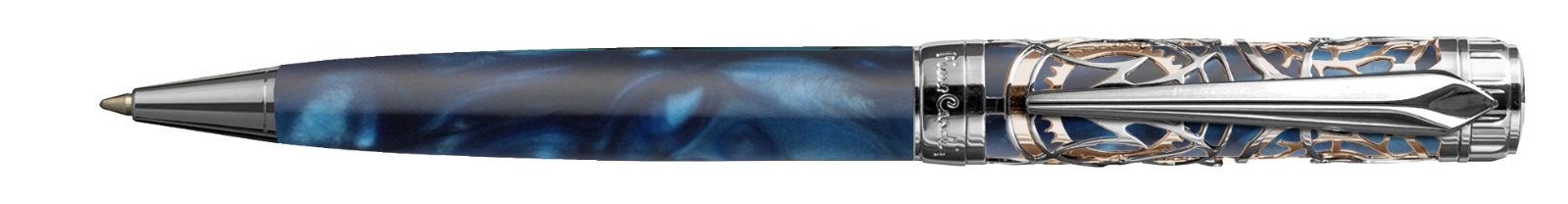 PC6611BP Ручка шариковая  Pierre Cardin Lesprit корпус латунь, акрил,сталь.