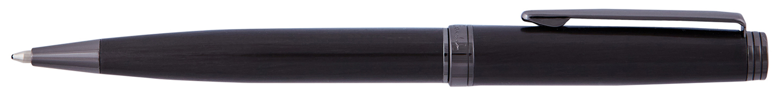 PC2304BP Ручка шариковая  Pierre Cardin Shine корпус латунь с лак. покрытием, латунь,оружейный хром