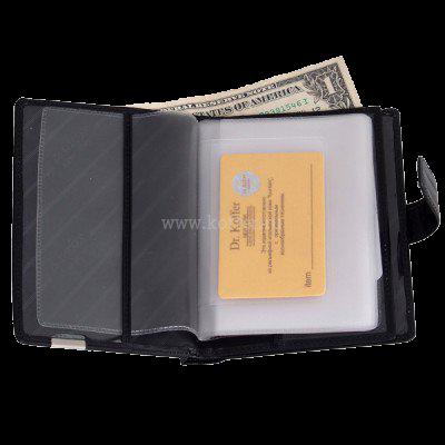 Др. Коффер X510137-54-04 обложка для паспорта с отделением д/автодокументов 10,5х13.5см