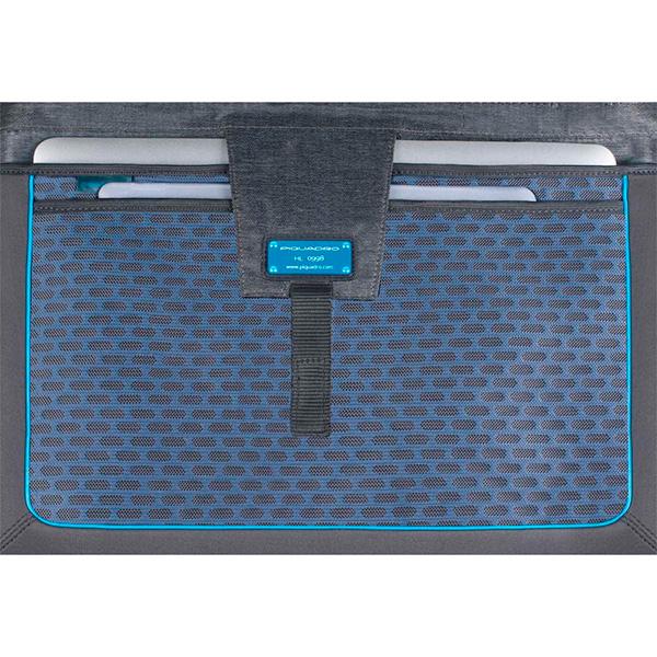 CA4021P15/BLU3 Сумка для ноутбука Piquadro Pulse 30*43*3.5 синий