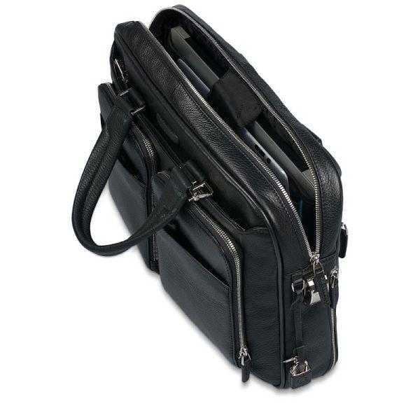 CA2849MO/N Сумка с 2-мя ручками 39.5 x 28.5 x 10 черная