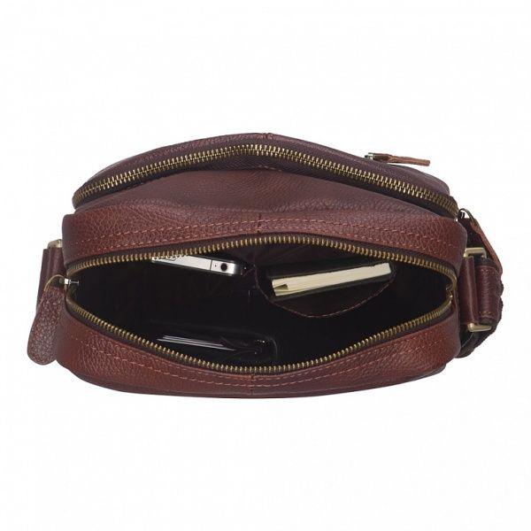 Др. Коффер 6565-21-09 сумка через плечо 22x27x6,5см