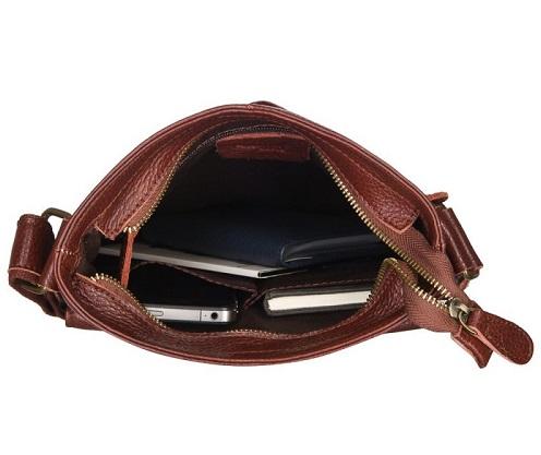 Др. Коффер ZD6582-21-09 сумка через плечо 22x28x5см