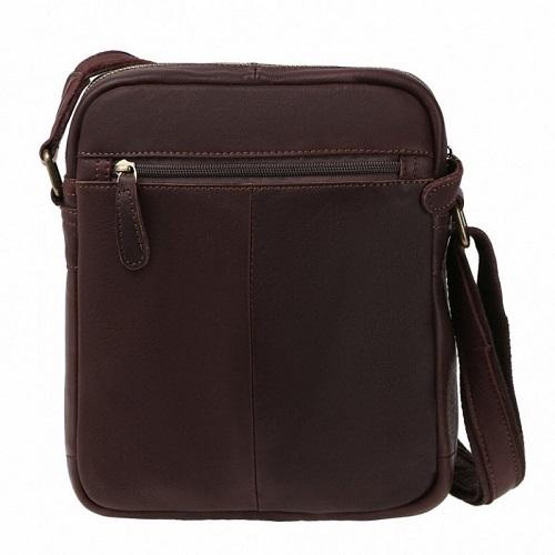 Др. Коффер Z-2061-21-09 сумка через плечо 21х25х7см