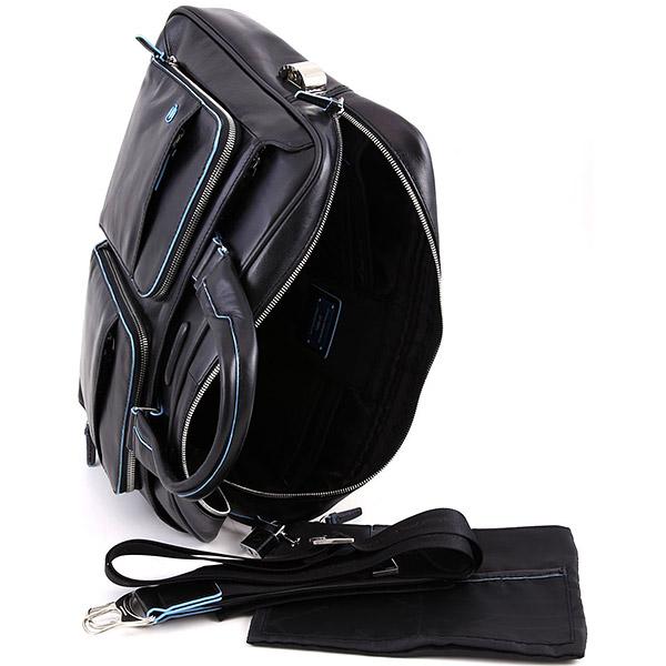 CA2849B2/N Сумка с 2-мя ручками 39*28.5*10.5 черная