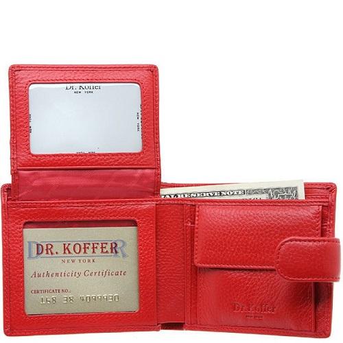Др. Коффер X510117-01-12 портмоне 11х9,5см