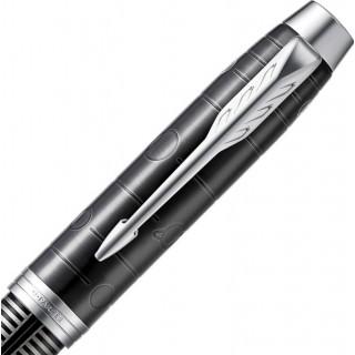 F325 (2074142) Ручка перьевая Parker IM Premium SE Metallic Pursuit F