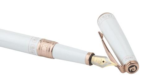 PCA1063FP Перьевая ручка Pierre Cardin SECRET Business корпус латунь и лак