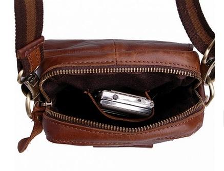 Др. Коффер 05021-21-09 сумка через плечо 20х14х6см