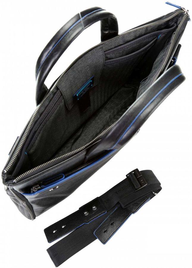 CA4021B2S/N Сумка Piquadro  с 2-мя ручками черный