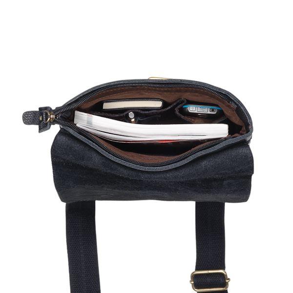 Др. Коффер 8210-07-04 сумка через плечо 22х26,5х3см