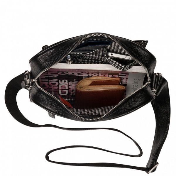 Др. Коффер B402584-220-04 сумка через плечо 28х30х7см