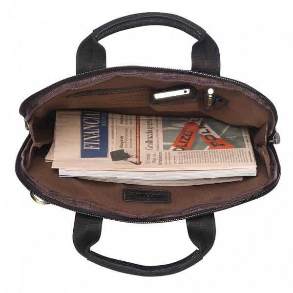 Др. Коффер T8391-7-04 сумка для документов 34х26х5см