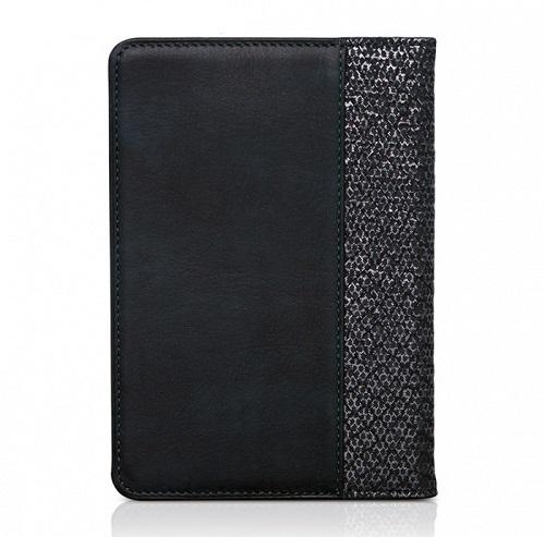 DM-PS06-K808 Обложка д/паспорта кож.полукарман. Гарда
