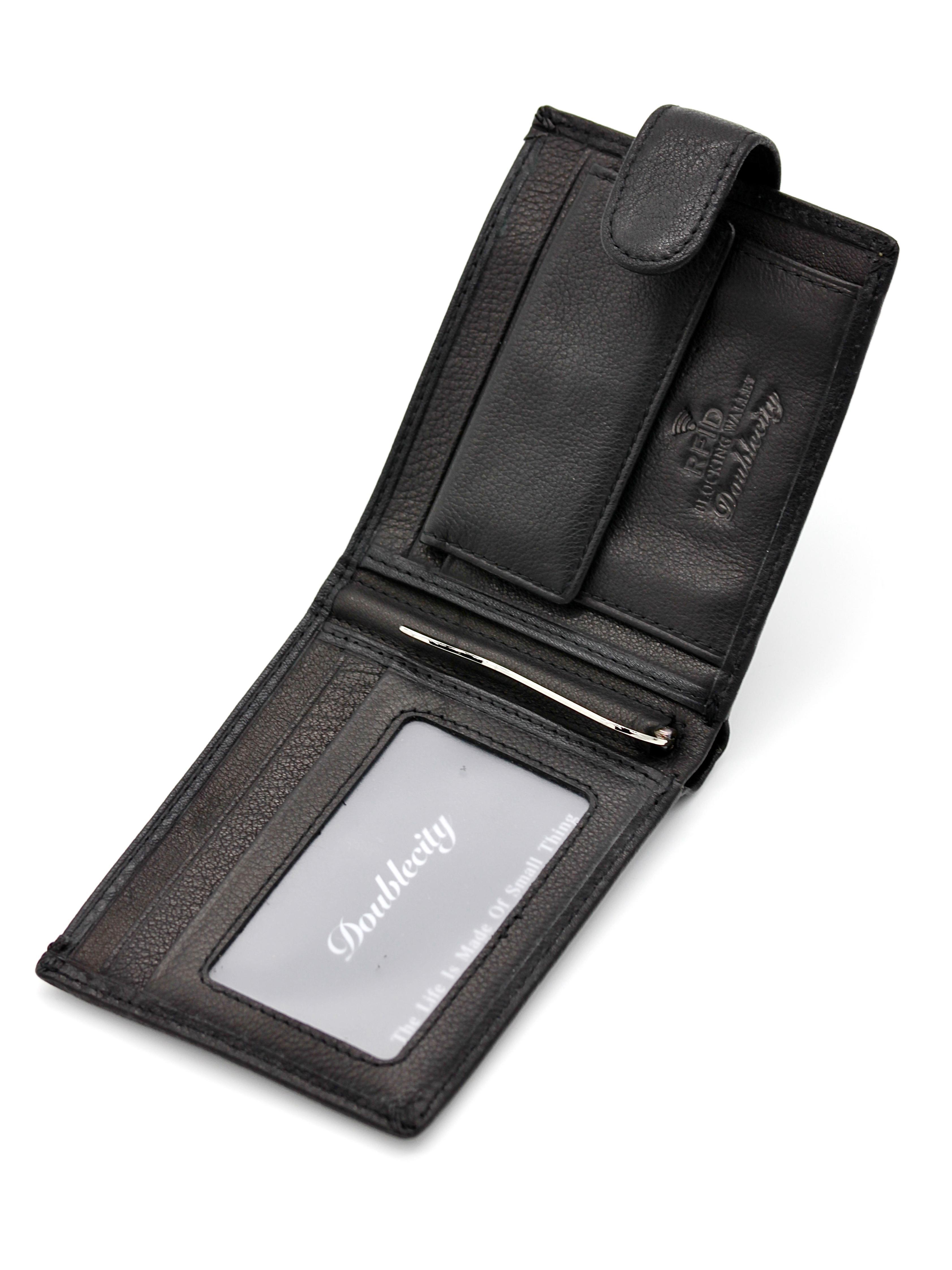 130-DC31-16A Doublecity бумажник со скобой для денег