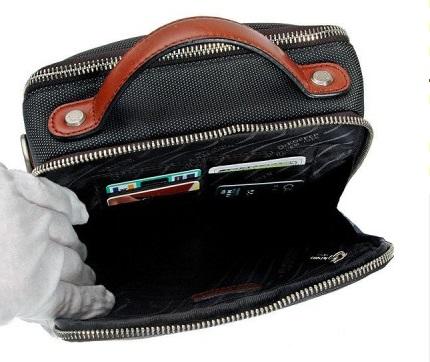 Др. Коффер M402187-35-04 сумка для документов 24х18х11см