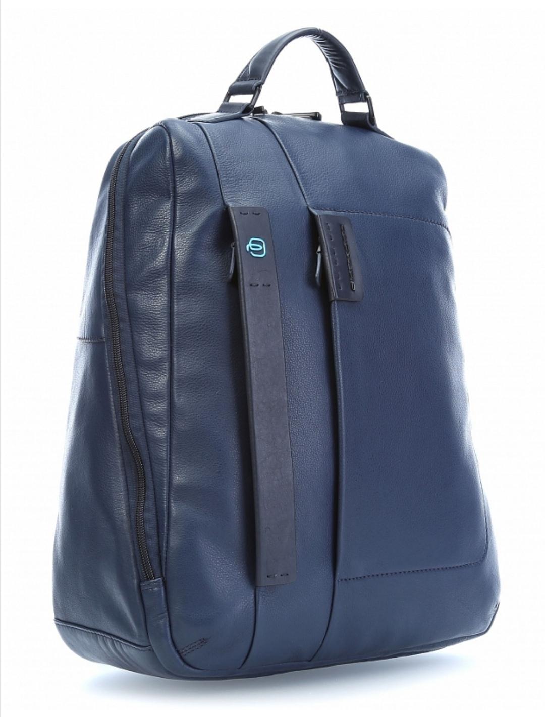 CA3349P15/BLU3 Рюкзак Piquadro Pulse синий